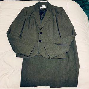 Calvin Klein suit (skirt & blazer)